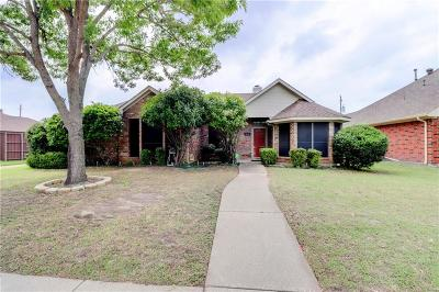 Mesquite Single Family Home For Sale: 913 Schrade Trail