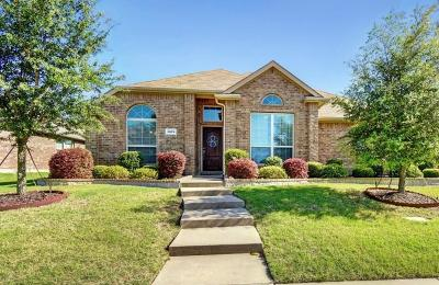 Rockwall Single Family Home For Sale: 1375 Crescent Cove Drive