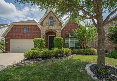 McKinney Single Family Home For Sale: 5301 Ridge Run Drive