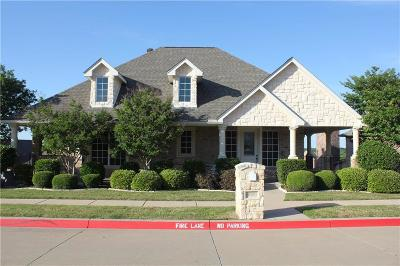 Benbrook Single Family Home For Sale: 4909 Ridge Circle