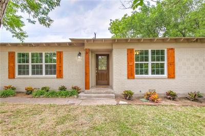 Single Family Home For Sale: 1324 Eastview Drive
