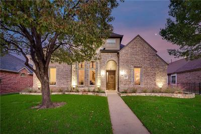 Coppell Single Family Home For Sale: 406 Old York Road