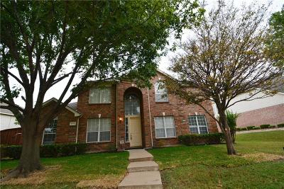 Plano Residential Lease For Lease: 3213 Deep Springs Drive