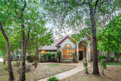 Mansfield Single Family Home For Sale: 7208 Hollow Oak Trail