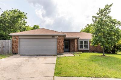 Rowlett Single Family Home For Sale: 7706 Creekview Court