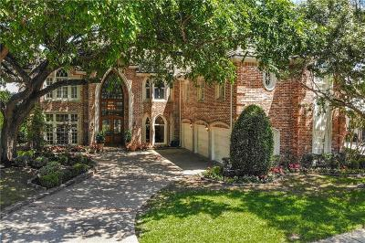 Denton County Single Family Home For Sale: 6 Canyon Crest Court