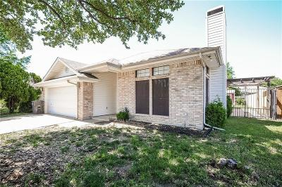 Fort Worth Single Family Home For Sale: 1924 Green Willow Drive