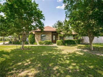 Wylie Single Family Home For Sale: 1935 E Brown Street