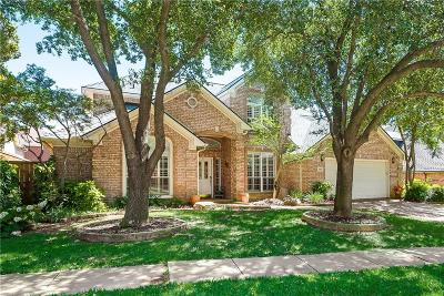 Flower Mound Single Family Home For Sale: 2901 Saint Andrews Drive