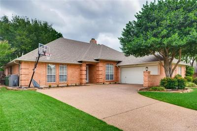 Dallas County, Denton County, Collin County, Cooke County, Grayson County, Jack County, Johnson County, Palo Pinto County, Parker County, Tarrant County, Wise County Single Family Home For Sale: 7512 Peachtree Trail