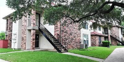 Irving Condo For Sale: 1017 Turtle Lake Boulevard #118