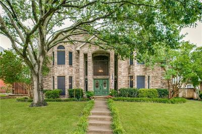 Plano Single Family Home For Sale: 1804 Falmouth Drive