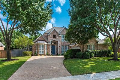 McKinney Single Family Home For Sale: 5105 Arbor Hollow Drive