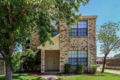 Lewisville Residential Lease For Lease: 1312 Cedar Ridge Drive