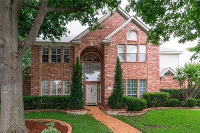 Coppell Single Family Home For Sale: 137 Trailwood Lane