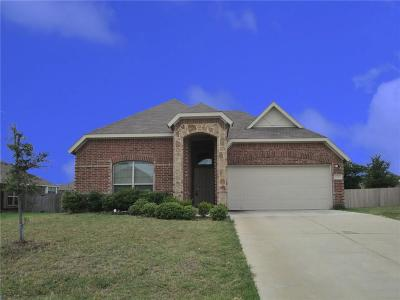Forney Residential Lease For Lease: 3109 Flowering Springs