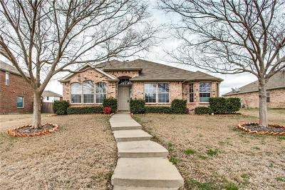 Royse City Single Family Home For Sale: 508 Welch Drive