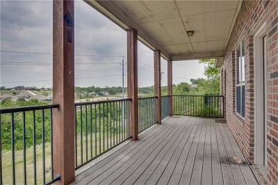 Weatherford Single Family Home Active Option Contract: 618 Elizabeth Place