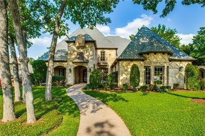 Colleyville Single Family Home For Sale: 7305 Vanguard Court