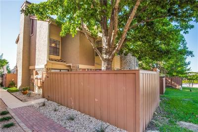 Irving Condo For Sale: 4290 Madera Road #3