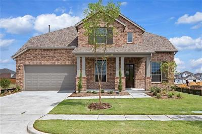 Denton County Single Family Home For Sale: 1817 Campground