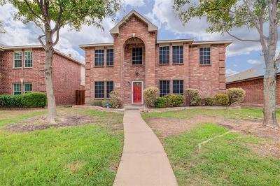 Allen Single Family Home For Sale: 1312 Lamar Lane