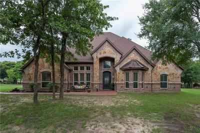 Parker County Single Family Home For Sale: 360 Sugartree Circle