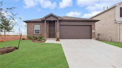 Forney Single Family Home For Sale: 2089 Hartley Drive