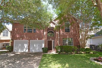 Dallas, Fort Worth Single Family Home For Sale: 2211 Pecan Grove Court