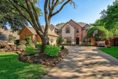 Allen Single Family Home Active Option Contract: 1111 Shadetree Lane