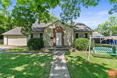 Brownwood Single Family Home For Sale: 2202 Dartmore Street