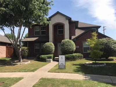 Allen Single Family Home For Sale: 1337 Red River Lane