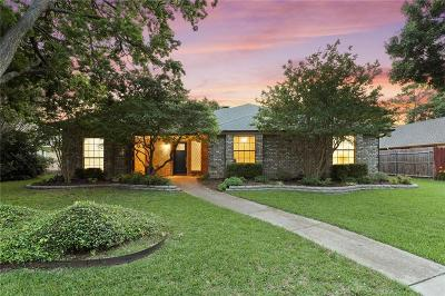 Plano Single Family Home For Sale: 3209 Buckhorn Court
