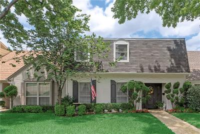 Dallas County, Denton County, Collin County, Cooke County, Grayson County, Jack County, Johnson County, Palo Pinto County, Parker County, Tarrant County, Wise County Townhouse For Sale: 3779 Weeburn Drive