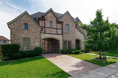 Frisco Single Family Home For Sale: 4622 Donegal Drive