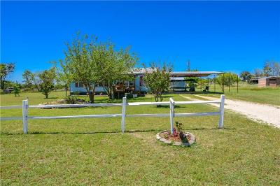 Erath County Single Family Home For Sale: 879 Private Road 1183