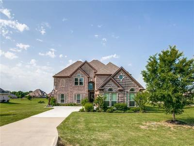 Cross Roads Single Family Home For Sale: 407 Village Way