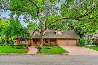 Fort Worth Single Family Home For Sale: 5309 El Dorado Drive