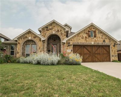 Waxahachie Single Family Home For Sale: 519 Sagebrush Lane