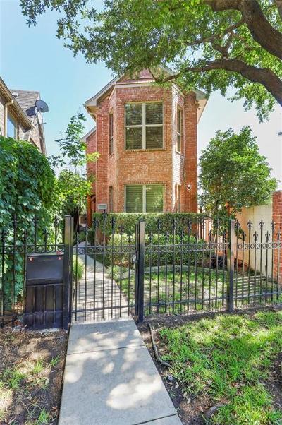 Dallas Single Family Home For Sale: 5106 Vanderbilt Avenue