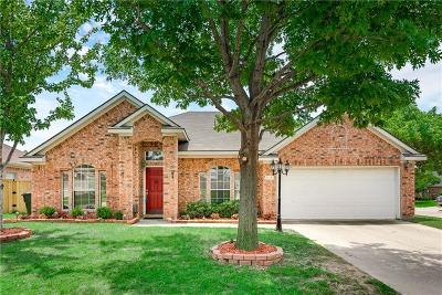 Plano Single Family Home For Sale: 848 Pimernel Lane
