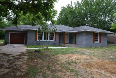 Waxahachie TX Single Family Home For Sale: $169,900