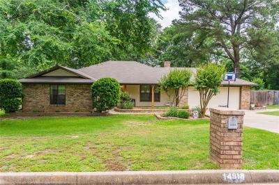 Tyler Single Family Home For Sale: 14918 Willowwood Drive