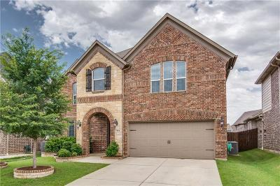 Little Elm Single Family Home Active Option Contract: 2365 Fountain Gate Drive