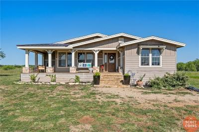 Brownwood Single Family Home For Sale: 3398 County Road 147