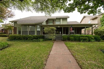 Mesquite Single Family Home For Sale: 2313 Roanoke Circle