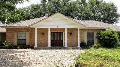 Lucas Single Family Home For Sale: 1 Cimarron Trail