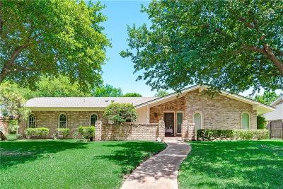 Richardson Single Family Home For Sale: 2506 Grandview Drive