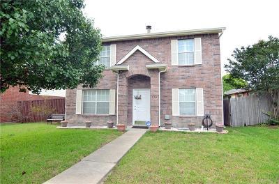 Carrollton Single Family Home For Sale: 4313 Mesa Drive