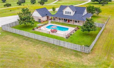 Weatherford Single Family Home For Sale: 4320 Fm 920